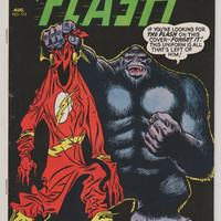 Flash; V1, 172.  VF-.  August 1967.  DC Comics