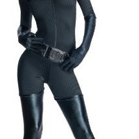 Batman The Dark Knight Rises Secret Wishes Adult Catwoman Costume