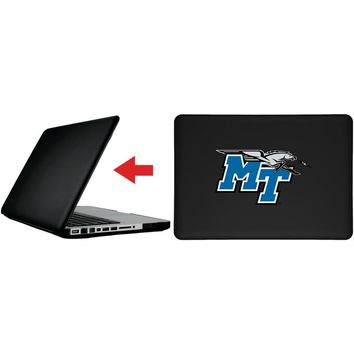 """Middle Tennessee State Primary Mark design on MacBook Pro 13"""" with Retina Display Customizable Personalized Case by iPearl"""