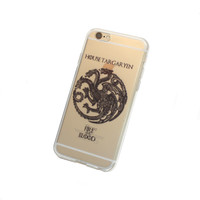 iPhone Targaryen Sigil Case