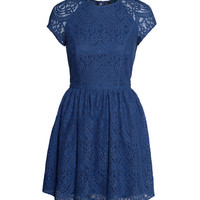 Lace Dress - from H&M
