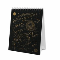 2018 Rifle Paper Co. Constellations Desk Calendar