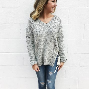 Cookies and Cream Sweater