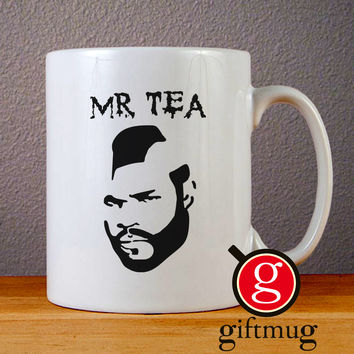 Mr Tea Ceramic Coffee Mugs