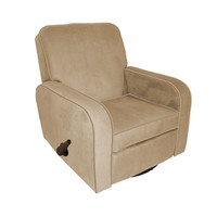 Komfy Kings, Inc 94012 Sunny Recliner Tan Micro