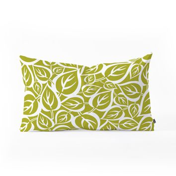 Heather Dutton Falling Foliage Oblong Throw Pillow