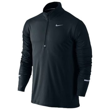 Nike Dri-FIT Element 1/2 Zip - Men's at Eastbay