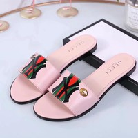 GUCCI Fashionable and beautiful sandals