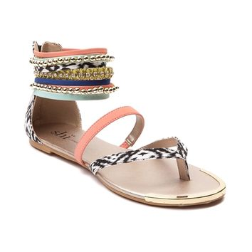b6b187ff5ea Womens SHI by Journeys Breeze Sandals from Journeys