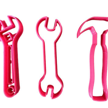 Tools Cookie Cutter