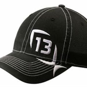 13 Fishing Hat Stetson Black