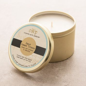 Organic Coconut Candles