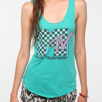 Junk Food MTV Logo Tank