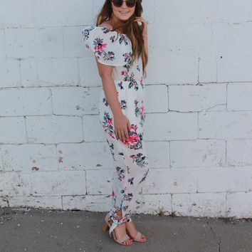 Hearts Like Wildflowers Jumpsuit