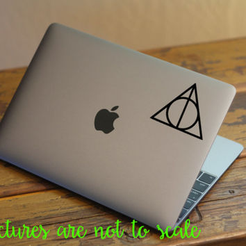 "FREE SHIPPING! - 4"" Harry Potter decals - Multiple designs available!"