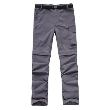 VONE05R Sports Casual Camping Outdoors Men Pants [8941045767]