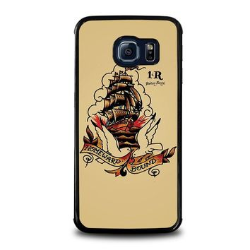 SAILOR JERRY Samsung Galaxy S6 Edge Case Cover