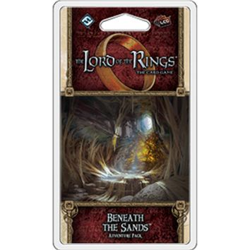The Lord of the Rings LCG: Beneath the Sands Adventure Pack