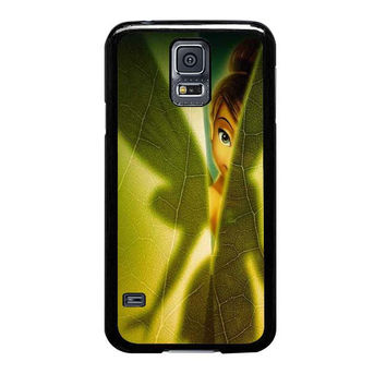 tinkerbell green leave samsung galaxy s5 s3 s4 s6 edge cases