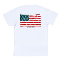 Vintage Flag Tee by Southern Marsh