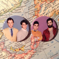 Vampire Weekend Pins
