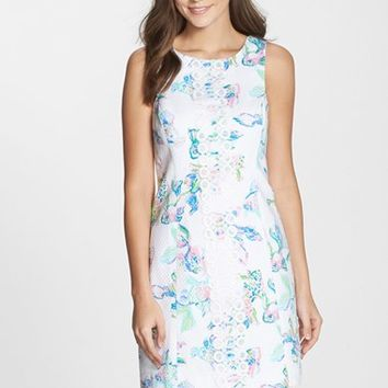Women's Lilly Pulitzer 'Cecily' Pique A-Line Dress
