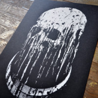 """Decompose"" Screen Print"
