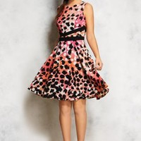 Buy Coast Pink Abena Spot Fit And Flare Dress online today at Next: United States of America