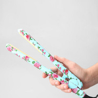 Urban Outfitters - Floral Flat Iron
