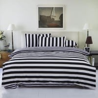 Twin/Full/Queen Size Duvet Bedding Set
