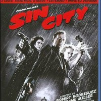 Sin City - Widescreen AC3 Dolby - DVD