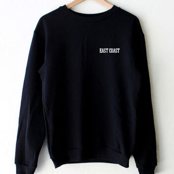 East Coast Oversized Sweater
