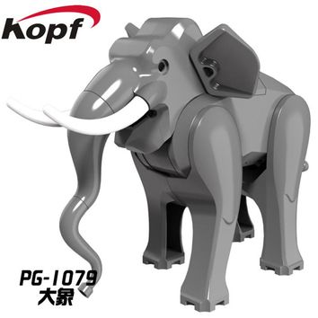 Build An Elephant Set