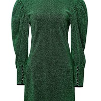 Sequin Dress (Green)