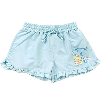 Buy Sanrio Cinnamoroll Blue Frilly Surf Shorts at ARTBOX