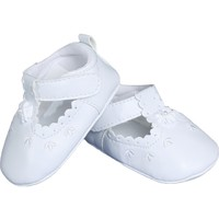 Little Things Mean A Lot Mary Jane Crib Shoe (Baby Girls) | Nordstrom