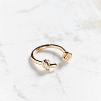 Double Knot Ring - Urban Outfitters