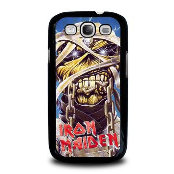 iron maiden samsung galaxy s3 case cover  number 1