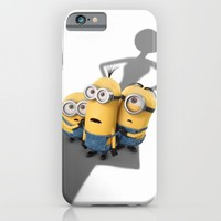 Minion life: oh-oh! iPhone & iPod Case by Ylenia Pizzetti | Society6