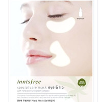 INNISFREE SPECIAL CARE MASK - EYE & LIP