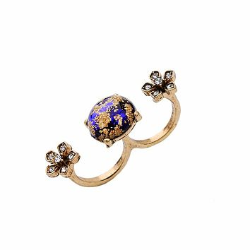 RESLA - Victorian Multi Finger Ring