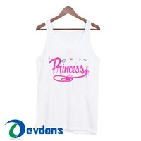 Princess Letter Tank Top Men And Women Size S to 3XL
