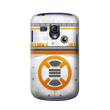 P2779 BB-8 Rolling Droid Minimalist Phone Case For Samsung Galaxy S3 mini