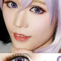 Mysterious Beautifu Colorful Contact Lenses
