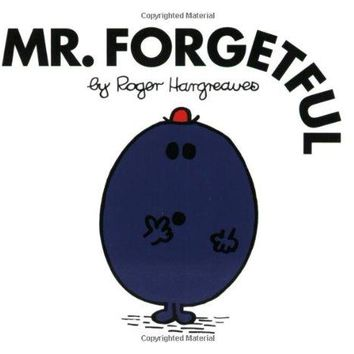 Mr. Forgetful (Mr. Men and Little Miss)