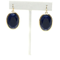 Navy Earrings | Pretty EDGY