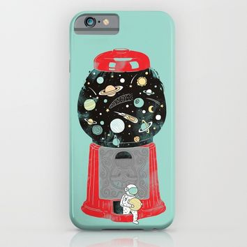 My childhood universe iPhone & iPod Case by I Love Doodle