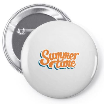 summer time Pin-back button