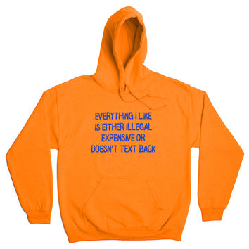 EVERYTHING I LIKE HOODIE