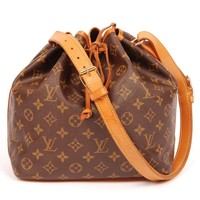 Louis Vuitton Noé Tote 5514 (Authentic Pre-owned)